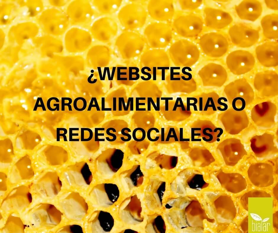 Websites agroalimentarias
