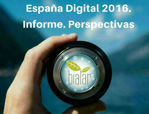 España Digital 2016. Informe. Perspectivas.