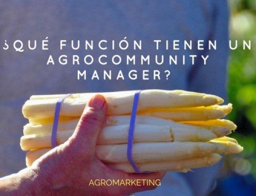 ¿Qué Función Tienen Un Agrocommunity Manager? AgroMarketing.