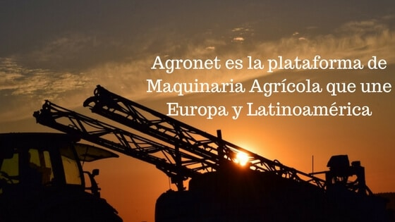 agronet-maquinaria agricola