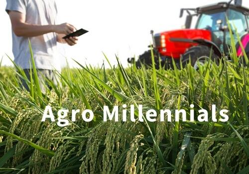 Agro Millennials- Agricultura- Ganadería-Digital