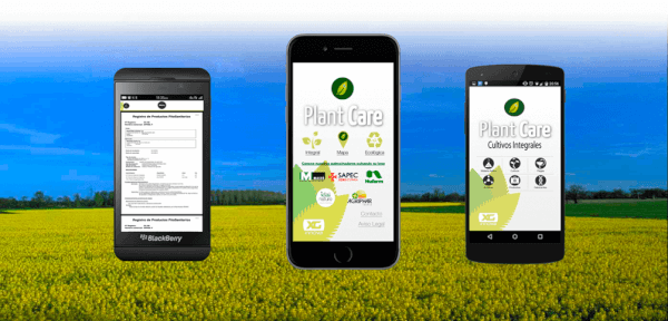 PlantCare Pro-plagas y enfermedades