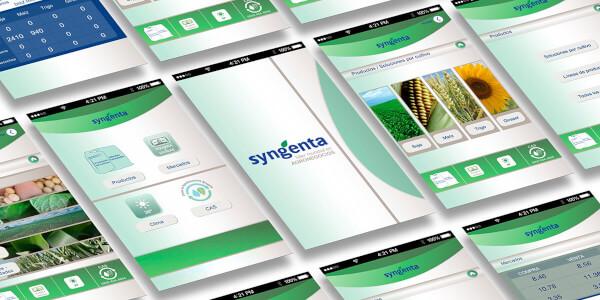 Syngenta Agro-App-gestión agrícola