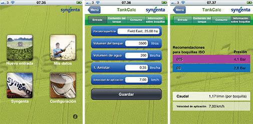 App-gestión agrícola