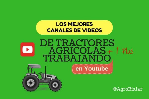 videos de Tractores-Agrícolas-Trabajando