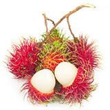 imagenes de frutas-Rambután