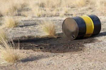 Contaminantes de suelo