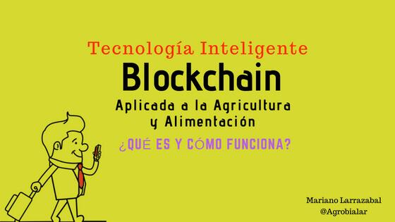 Tecnología Inteligente aplicada a la Agricultura y Alimentación