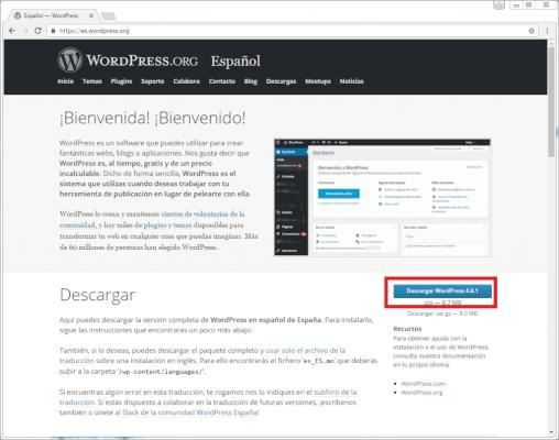Cómo Crear una Web en WordPress Para el Agro. Pasos de Instalación.