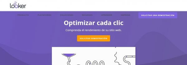 looker-traficio web
