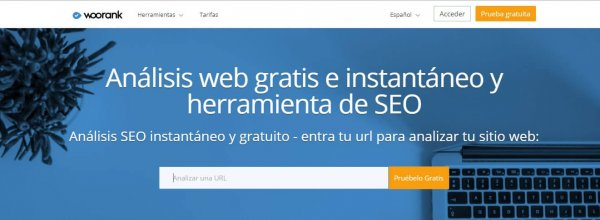 woorank-trafico web
