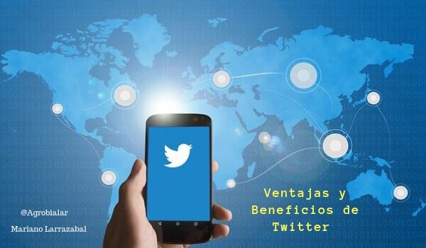 Ventajas y Beneficios de Twitter Para Profesionales y Empresas Agrícolas