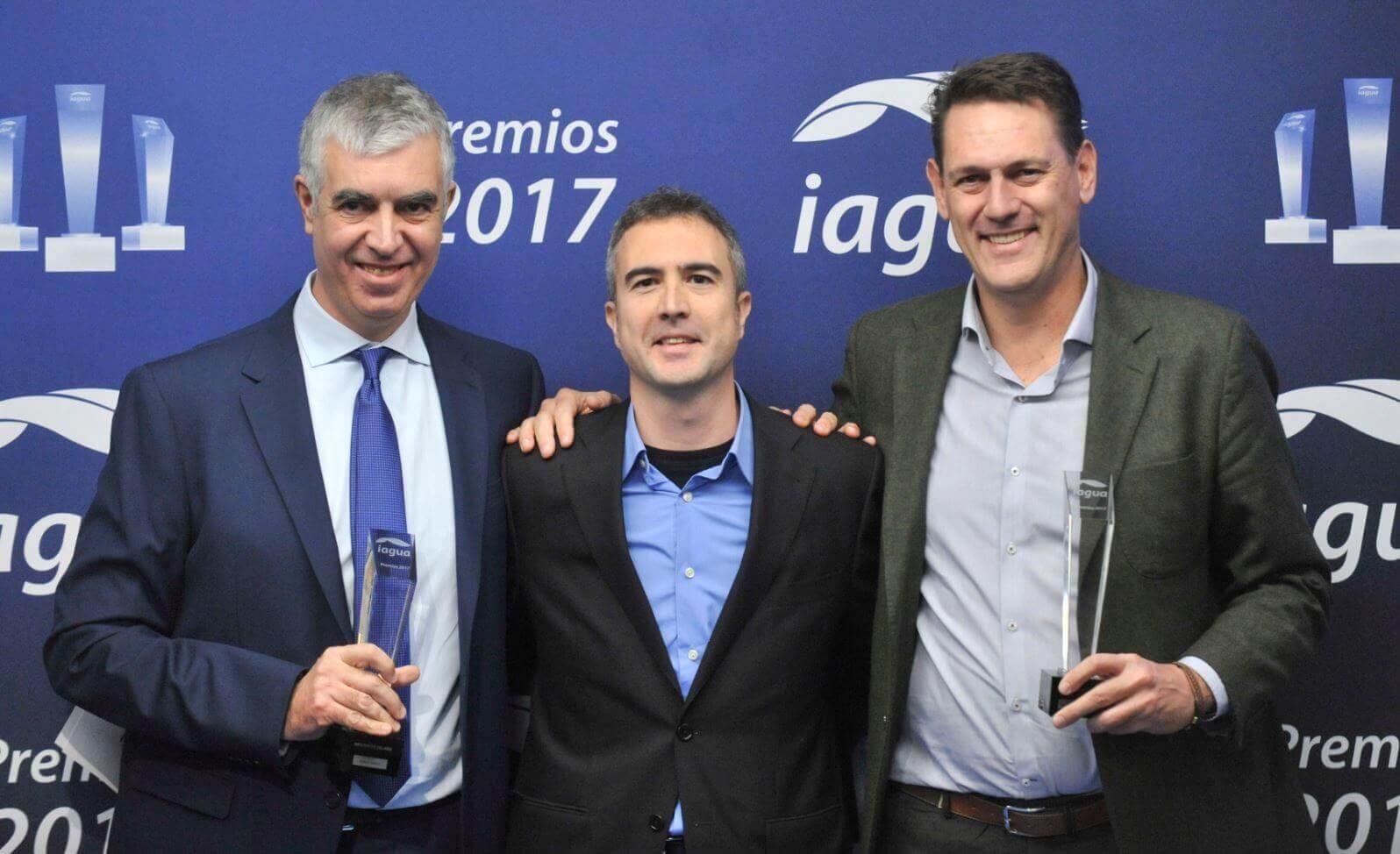 Premio de Influencer iagua 2017