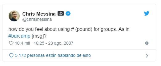 primer hashtags