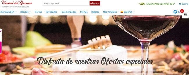 Tienda-Gourmet-Online-Central-Gourmet