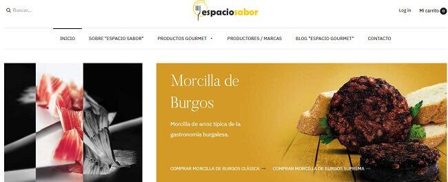 Tienda-de-productos-gourmet-online-de- Castilla-y-León-Espacio-Sabor