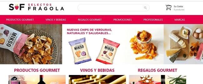 Tienda-online-de-Productos-Gourmet-Selectos-Fragola