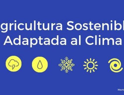 Agricultura Sostenible Adaptada al Clima
