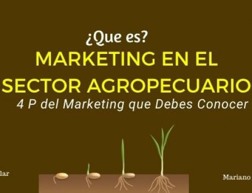 Marketing en el Sector Agropecuario ¿Que es? 4 P del Marketing que Debes Conocer