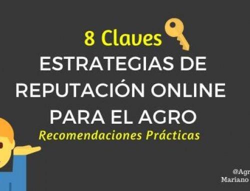 Estrategias de Reputación Online para el Agro. 8 Claves para Gestionar tu Marca Agrícola con Éxito