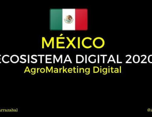 México. Ecosistema Digital 2020. AgroMarketing Digital