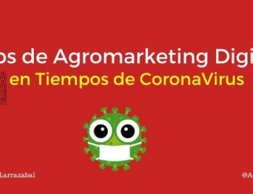 Tips de Agromarketing Digital en Tiempos de Coronavirus