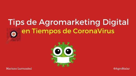 Agromarketing-coronavirus