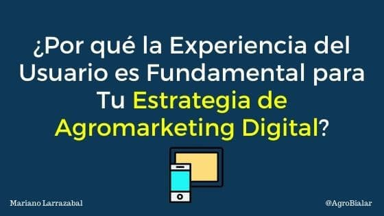 Estrategia de Agromarketing Digital