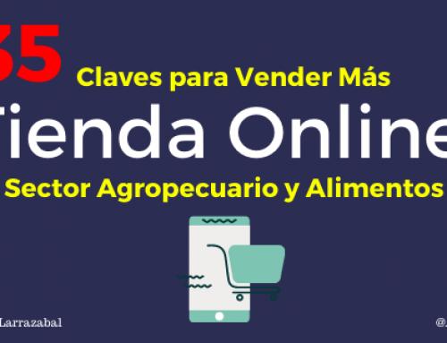 Tienda Online del Agro. Descubre 35 Claves para Vender Más