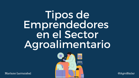 emprendedores en el sector agroalimentario